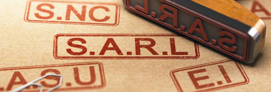 domiciliation d'entreprises création d'une SARL