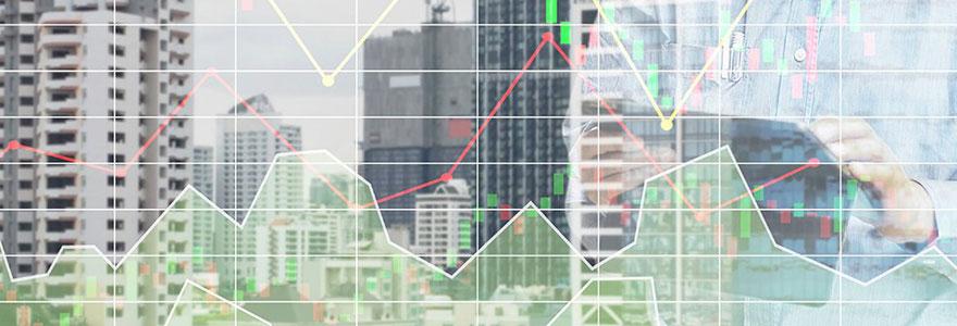 Gestion de solutions de veille et bases de données immobilières et commerciales